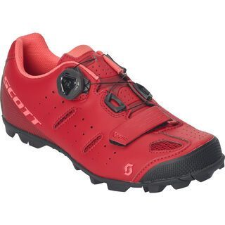 Scott MTB Elite Boa Lady Shoe, merlot red/camellia pink - Radschuhe