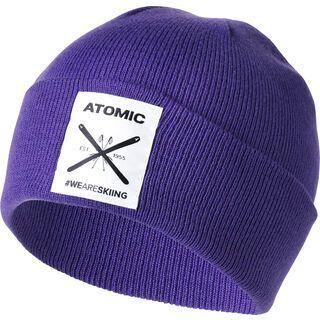 Atomic Alps Youth Beanie, deep blue - Mütze