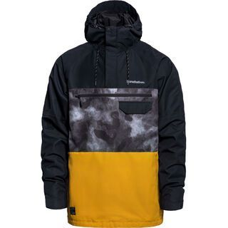 Horsefeathers Norman Jacket, golden yellow - Snowboardjacke