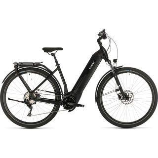 Cube Kathmandu Hybrid Pro 625 Easy Entry 2020, black´n´white - E-Bike