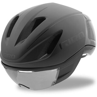 Giro Vanquish MIPS, mat black/gloss black - Fahrradhelm