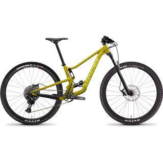 Santa Cruz Tallboy AL D 2020, rocksteady/yellow - Mountainbike