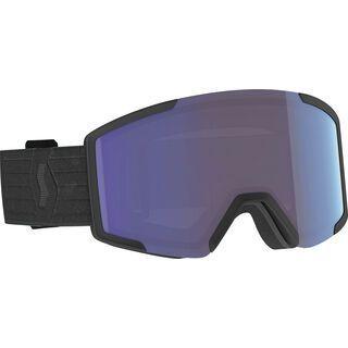 Scott Shield - Enhancer Blue Chrome black