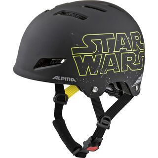 Alpina Park Jr., Star Wars-black - Fahrradhelm