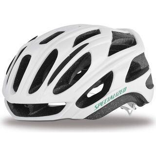 Specialized Women's Propero II, White/Emerald Green - Fahrradhelm