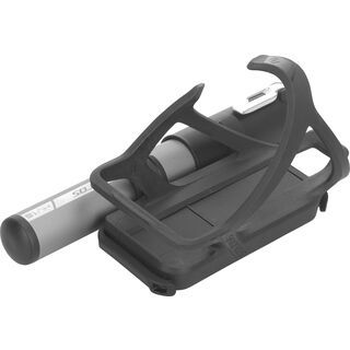 Syncros MB Tailor Cage left Mini HV1.5, black - Flaschenhalter
