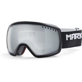 Marker 16:9, black/Lens: clarity mirror - Skibrille