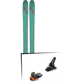 DPS Skis Set: Cassiar 95 Pure3 2016 + Marker Lord S.P.14
