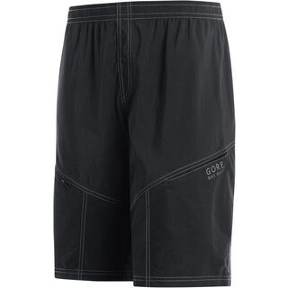 Gore Bike Wear Shorts+ inkl. Innenhose, black - Radhose