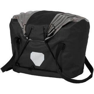 Ortlieb Bike-Basket, schwarz-grau - Gepäckträgertasche