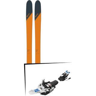 Set: DPS Skis Wailer 99 Tour1 2018 + Fritschi Diamir Vipec Evo 12