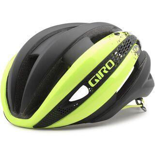 Giro Synthe, highlight yellow/matt black - Fahrradhelm