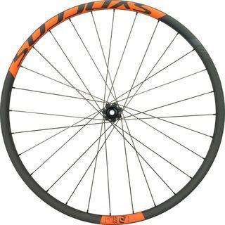 Syncros XR1.0 Carbon Boost 148 mm, 29 Zoll, black matt/orange - Hinterrad