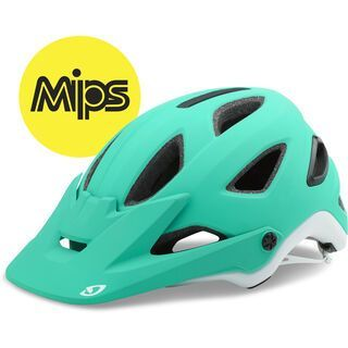 Giro Montara MIPS, turqoise division - Fahrradhelm