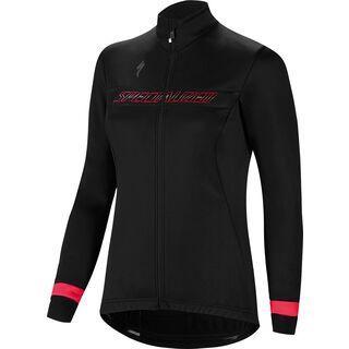 Specialized Element RBX Sport Logo Women's Jacket, black/pink - Radjacke