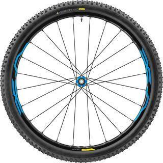 Mavic XA Elite 27.5, black-blue - Vorderrad