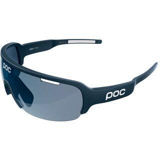 POC DO Half Blade, navy black/Lens: grey blue mirror - Sportbrille