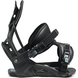 Flow Nexus 2021, black - Snowboardbindung