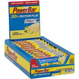 PowerBar Protein Plus 30% - Lemon-Cheesecake (Box) - Proteinriegel