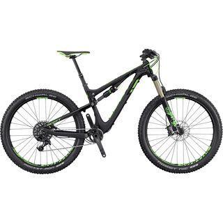 Scott Genius 710 Plus 2016, black/green - Mountainbike
