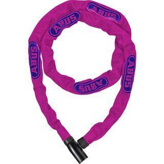 Abus Steel-O-Chain 4804K/75, pink - Fahrradschloss