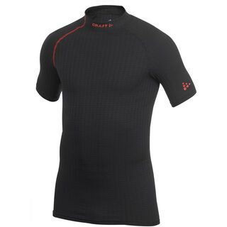 Craft Active Extreme Short Sleeve, black - Funktionsunterwäsche