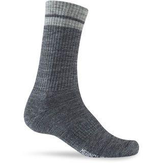 Giro Merino Wool Wintersocken charcoal/grey