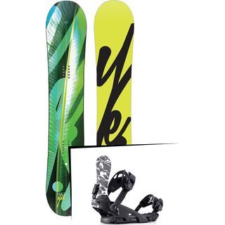 Set: Yes HEL YES. 2019 + Ride Fame black marble