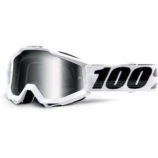100% Accuri inkl. WS, galactica/Lens: mirror silver - MX Brille