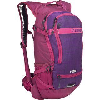 amplifi Trail 12 Women, purple - Fahrradrucksack
