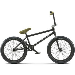 WeThePeople Zodiac 2018, matt black - BMX Rad