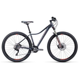 Cube Access WLS SL 27.5 2015, grey/coral - Mountainbike