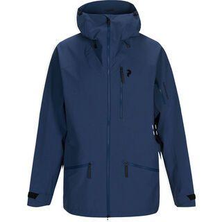 Peak Performance Radical Jacket, decent blue - Skijacke