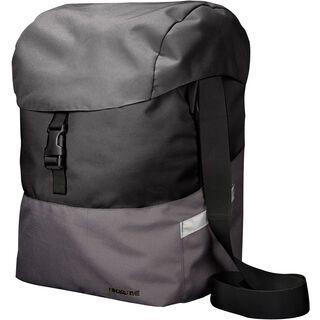 Racktime Mare, black/grey - Fahrradtasche