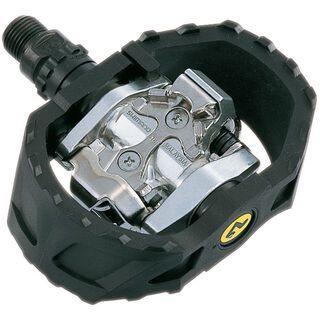 Shimano PD-M424, schwarz - Pedale