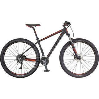 Scott Aspect 740 2018, black/red - Mountainbike