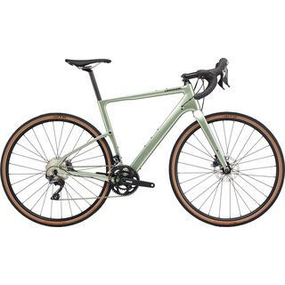 Cannondale Topstone Carbon Ultegra RX 2 2020, agave - Gravelbike