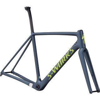 Specialized S-Works CruX Frameset 2019, battleship/green