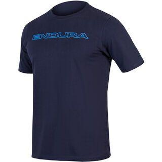 Endura One Clan Carbon T, navy - T-Shirt
