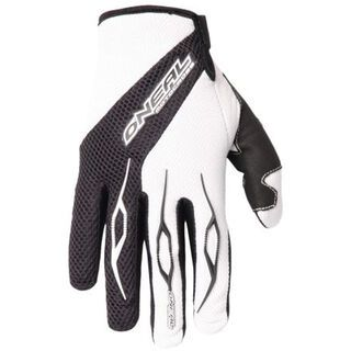 ONeal Element Gloves Racewear, white - Fahrradhandschuhe