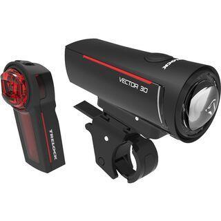 Trelock LS 300 I-Go Vector / LS 740 Vector - Beleuchtungsset