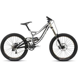 Specialized Demo 8 FSR I Carbon 2013, Carbon/Silver - Mountainbike