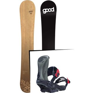 Set: goodboards Legends Long 2017 + Ride Capo (1770118S)
