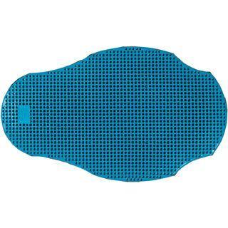 Cube Rucksack Rückenprotektor, blue