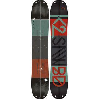 K2 Ultra Split Wide 2017 - Splitboard