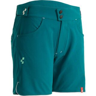 Cube Tour WLS Shorts, petrol - Radhose