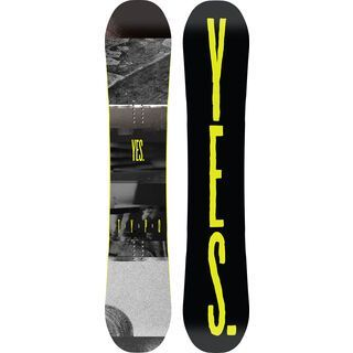 Yes Typo Wide 2018 - Snowboard