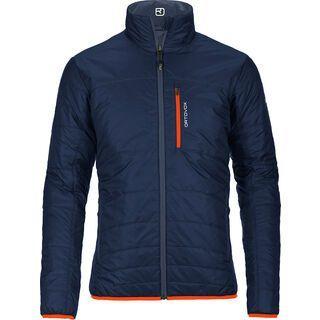 Ortovox Swisswool Light Piz Boval Jacket, dark navy - Thermojacke