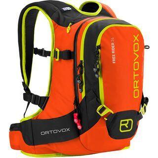Ortovox Free Rider 26, crazy orange - Rucksack