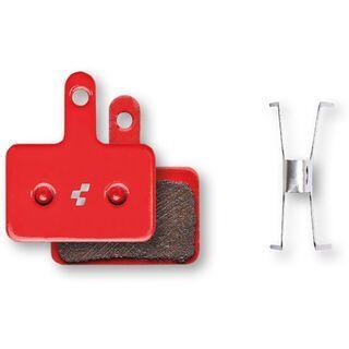 Cube Scheibenbremsbelag Shimano Deore BR-M505/515/525/445/446 MT200/400 - gesintert red